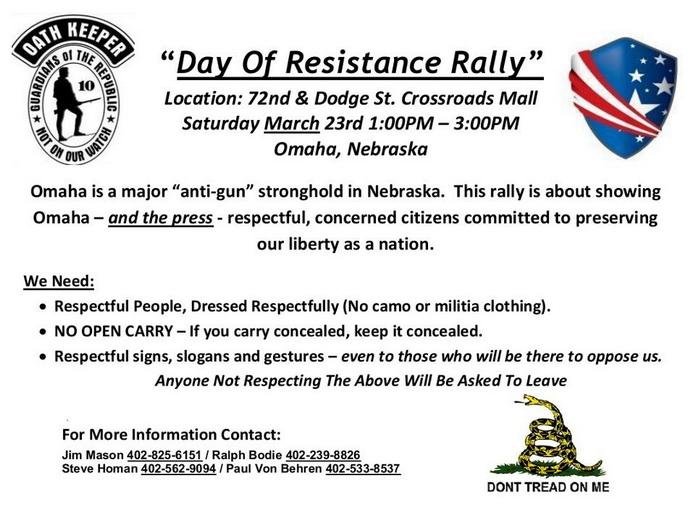 NE Day of Resistance 2013 a