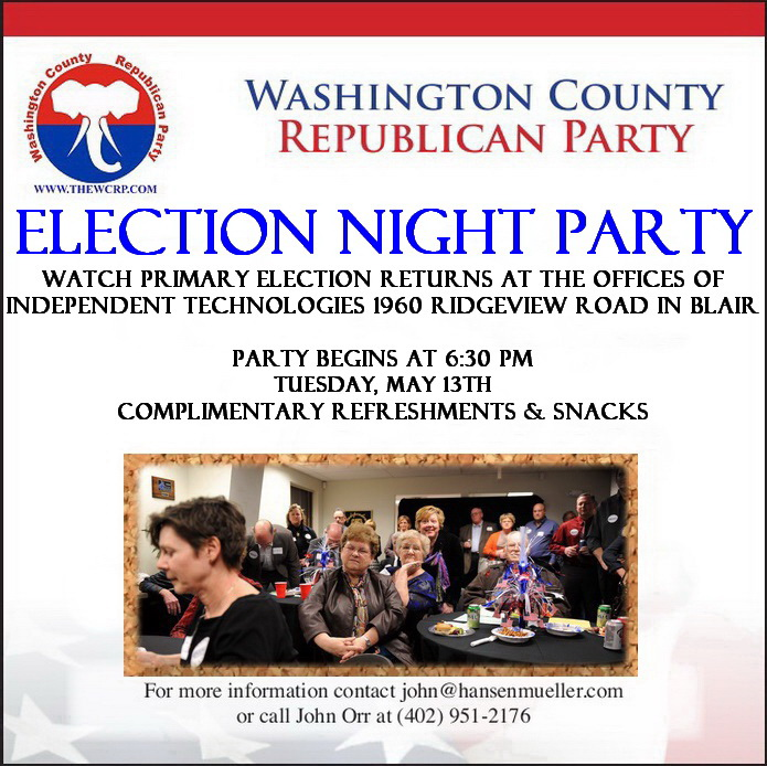 2014 Primary Election Night Party1