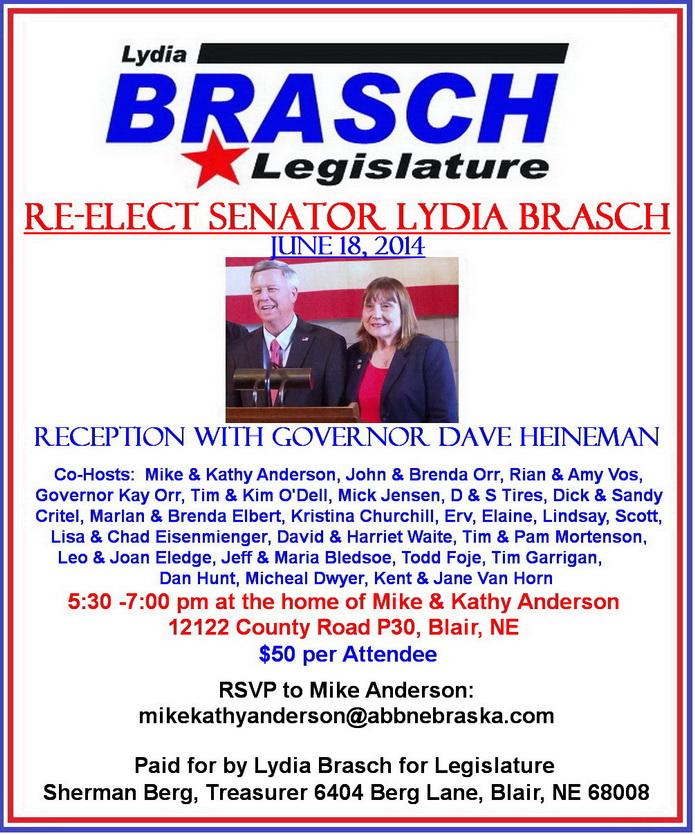 Brasch for Legislature June 2014 reception inviteUPDATED3 695px