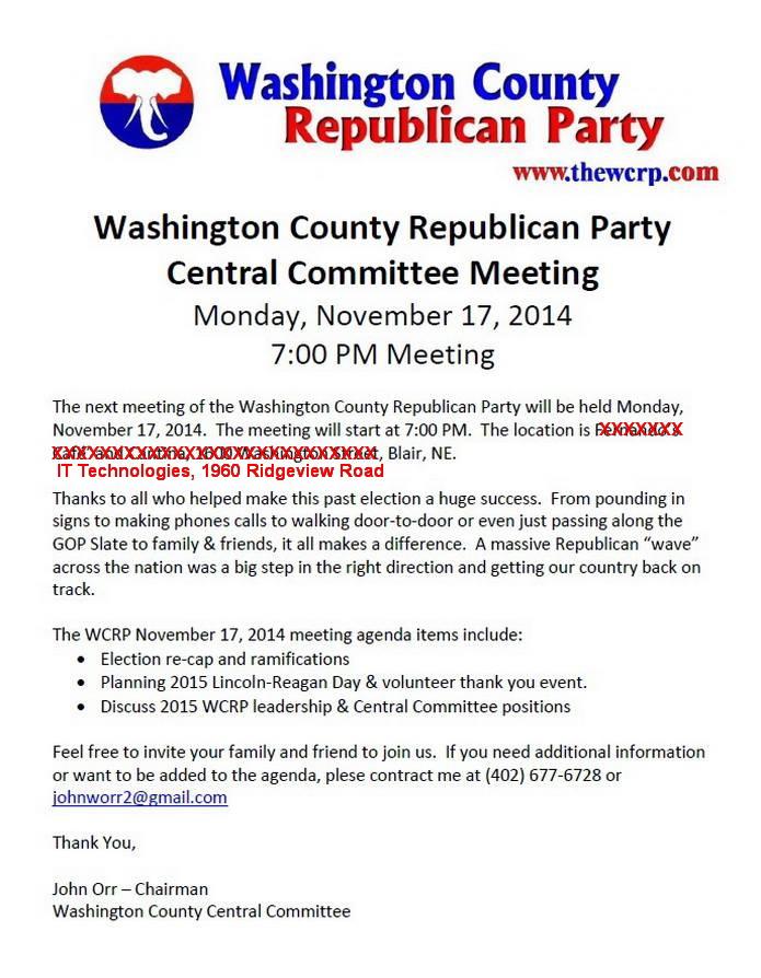 WCRP Nov 2014 meeting invite UPDATED