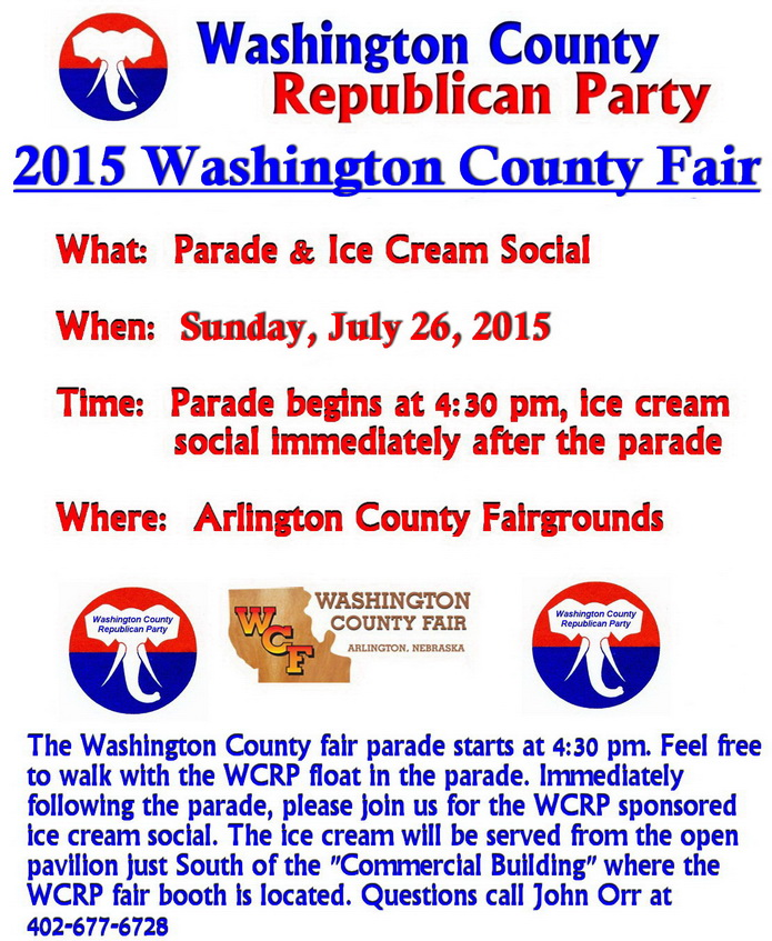 2015 County Fair parade & ice cream social 695px