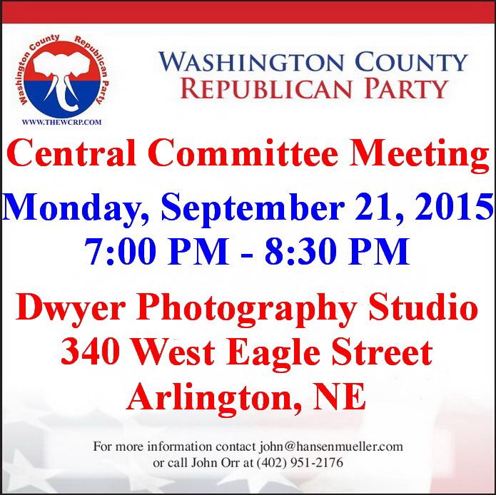 WCRP meeting announcement Sept 21, 2015