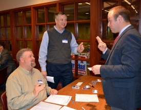 Brad Andersen, Kent Van Horn & Clay Peterson
