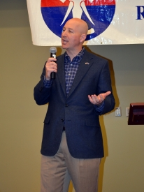 Businessman & Governor candidate Pete Ricketts