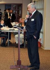 Businessman & U.S. Senate candidate Sid Dinsdale