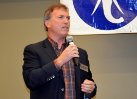 Attorney & U.S. Senate candidate Bart McLeay