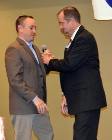 Former State Treasurer & U.S. Senate candidate Shane Osborn & Chairman John Orr
