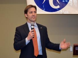 College President & U.S. Senate candidate Ben Sasse