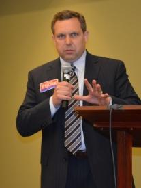 State Attorney General candidate Brian Buescher