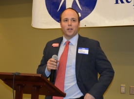 Son of State Attorney General candidate Doug Peterson, Clay Peterson