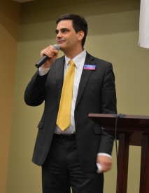 Senator & State Attorney General candidate Pete Pirsch