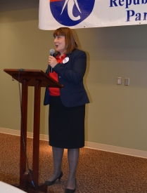 Senator Lydia Brasch