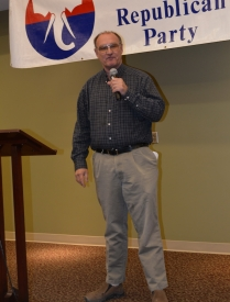 Papio-NRD Board member & candidate for Legislature Scott Japp