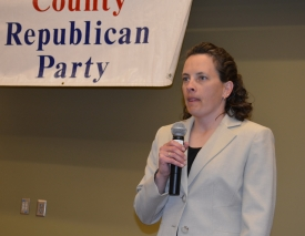 Washington County Board of Supervisor's candidate Lisa Kramer