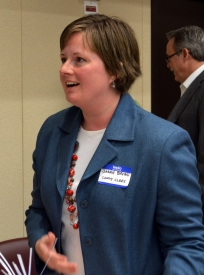 Washington County Clerk candidate Sarah Bryan