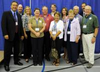 2010 Washington County delegates and alternates at the Nebraska State convention.