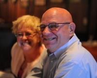 Kay McEvoy & County Supervisor Kent Claussen
