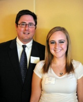 Speaker Mike Flood & Courtney Mulder