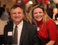 WCRP Treasurer Kent VanHorn & WCRP Central Committee member Jane VanHorn