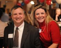 WCRP Treasurer Kent VanHorn & WCRP Central Committee member Jane VanHorn