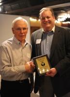 WCRP Central Committee member Bob Boettger & Senator Lautenbaugh